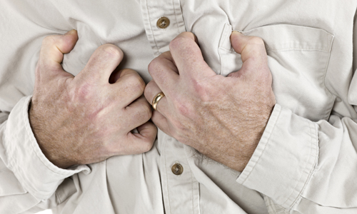 Проблема инфаркта миокарда