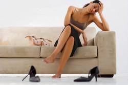 Слабость - симптом флебита нижних конечностей