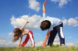 Утренняя зарядка при детской аритмии