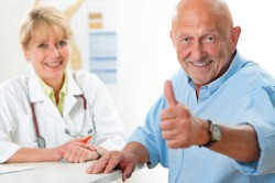 Лечение тромбофлебита у врача