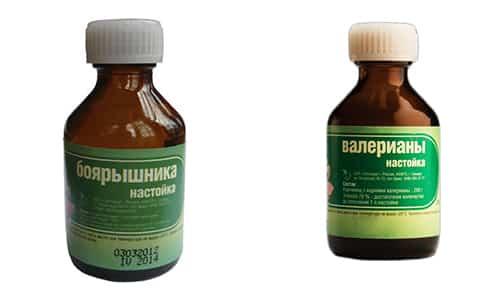 Валериана и боярышник используются для лечения многих болезней, связанных с расстройством нервной системы